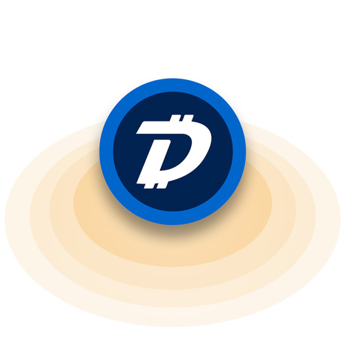 Digibyte Coin Logo