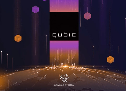IOTA Qubic Intro Screenshot