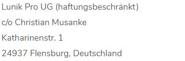 Impressum Bitcoin-Generator.de